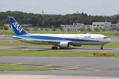 All Nippon Airways Boeing 767-300 JA618A