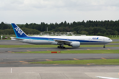 All Nippon Airways Boeing 777-300 JA780A