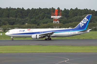 All Nippon Airways Boeing 767-300 JA603A