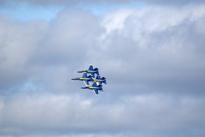 Blue Angels 2009 Alliance