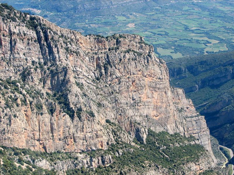 El jamon montañero visita Ager (27)