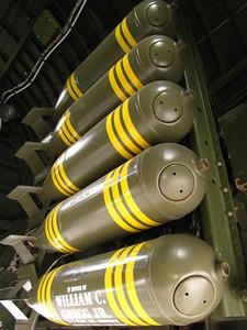 Interior Bomb Bay