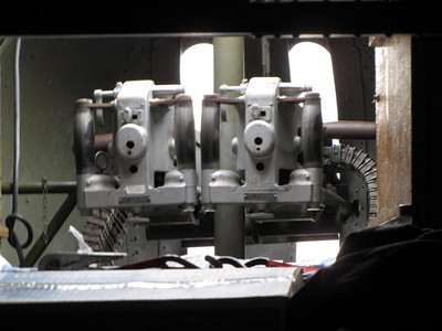 Interior Tail Gun