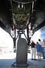 Impressive Lancaster landing gear.
