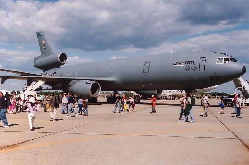 KC-10 Air Force Tanker