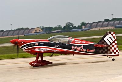 Greg Poe's Ethanol powered airplane