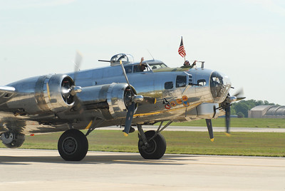 B-17 G Flying Fortress