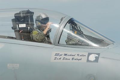 F15 Eagle Pilot