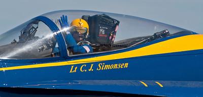 Blues #5 Lead Solo: Lt CJ Simonsen