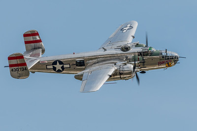 "Larry Kelly's B-25 ""PANCHITO"""
