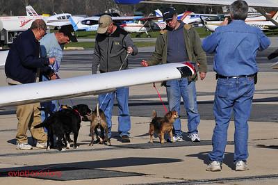 Animal Rescue Flights - Frederick, MD - 11/7/2009  - www.animalrescueflights.org