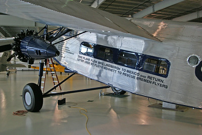 America's oldest flying airliner, a 1927 Ford Tri-Motor