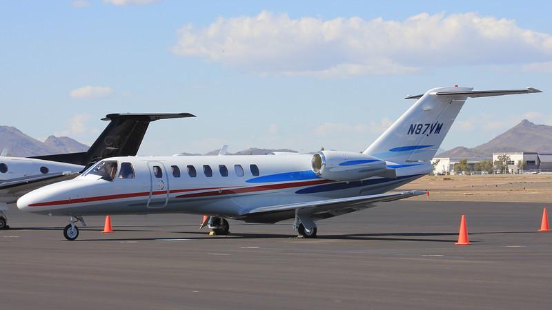 2006 Cessna 525B #N87VM