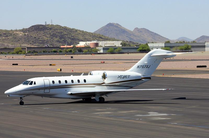 2006 Cessna 750 #N757XJ