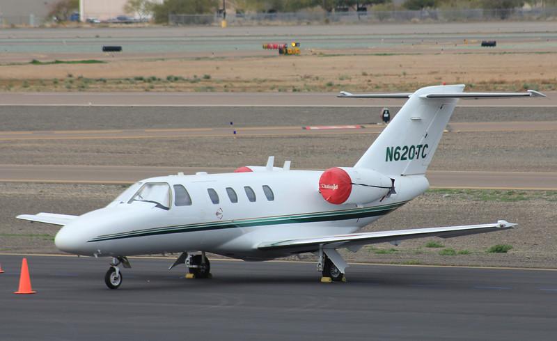 1993 Cessna 525 #N620TC