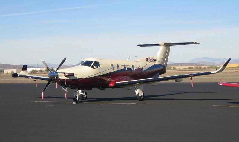 1999 Pilatus PC-12-45 #N555EW