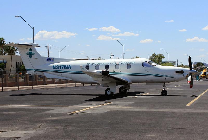 Native American 1998 Pilatus PC-12 45 #N317NA