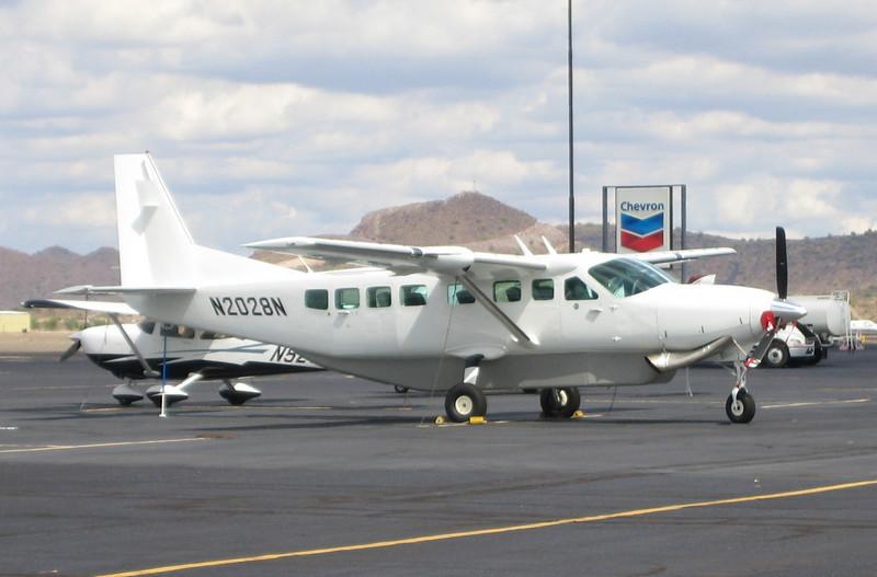 Cessna Prop 208B 2010  #N2028N