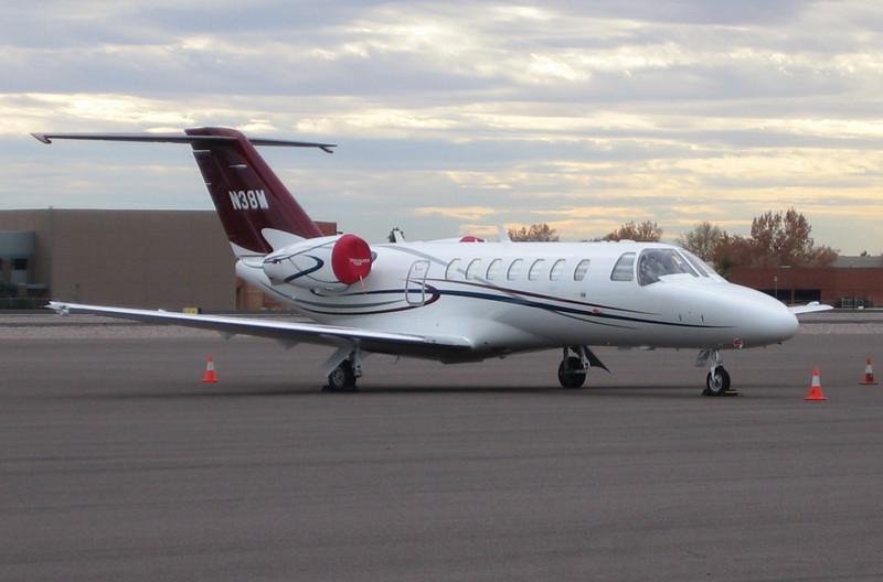 2010 Cessna 525B #N38M