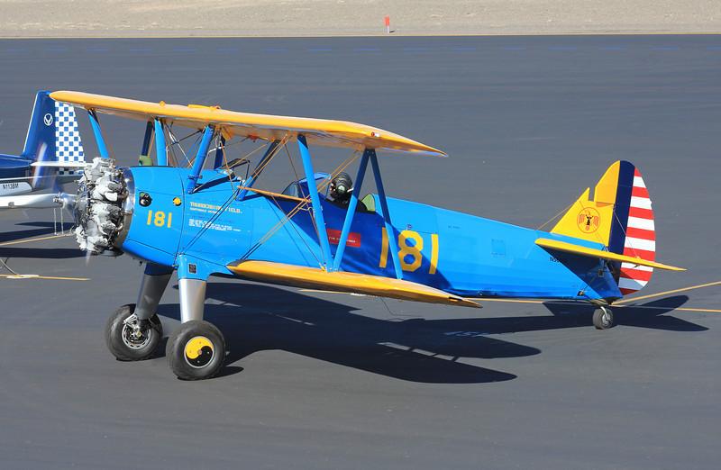 1941 Boeing A75N1 #N56099 a