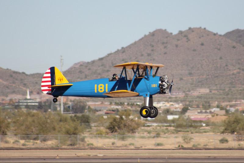 1941 Boeing A75N1 #N56099 c