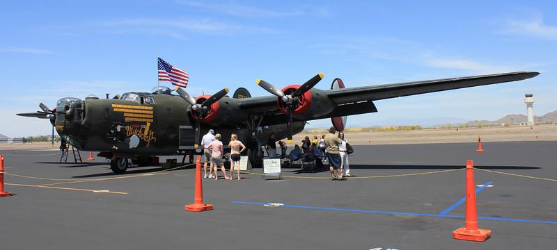 B-24J Liberator Witchcraft