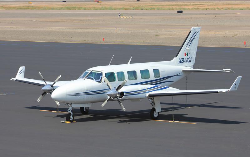 Piper Navajo #XB-VGI