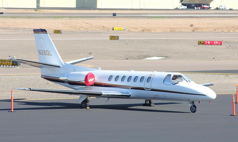 1998 Cessna 560 #N26QL