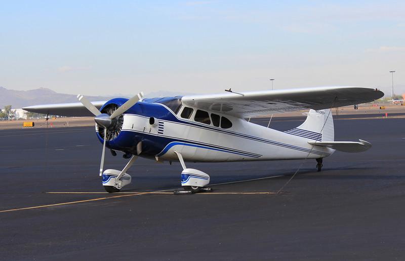 1953 Cessna 195A #N450RE