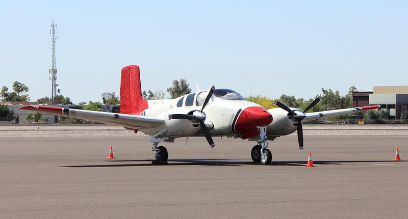 Beechcraft turbo prop