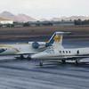 Michigan Wolverines Jet #N929SR Jet #N18FM
