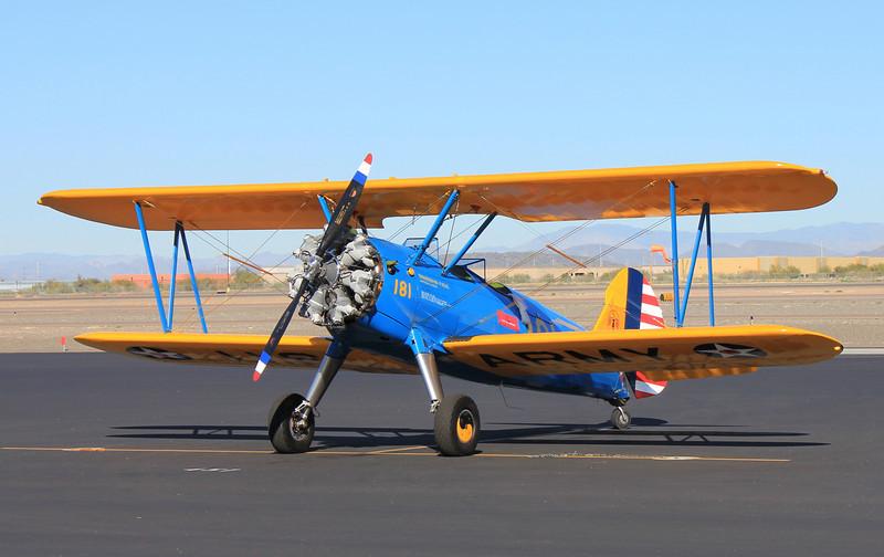 1941 Boeing A75N1 #N56099