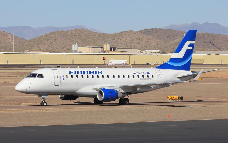 Finnair Embraer 170 #OH-LEL