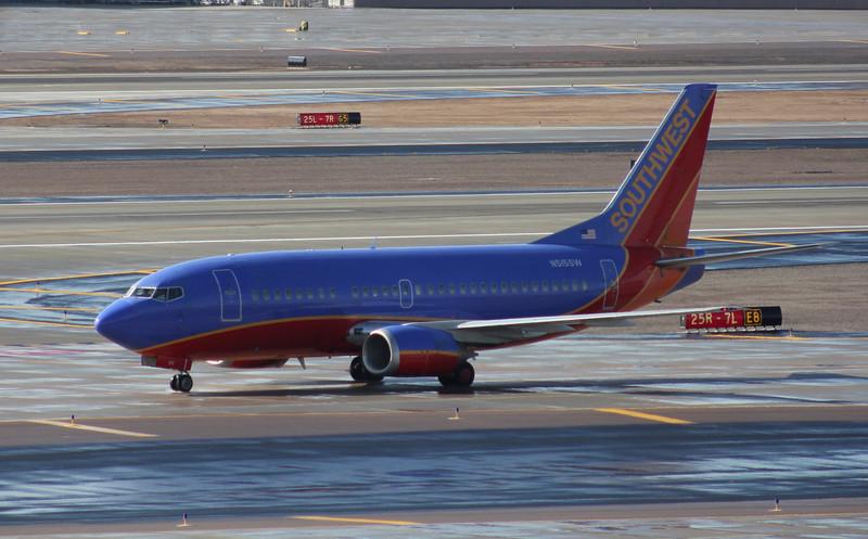 Southwest 1991 Boeing 737-5H4 #N515SW