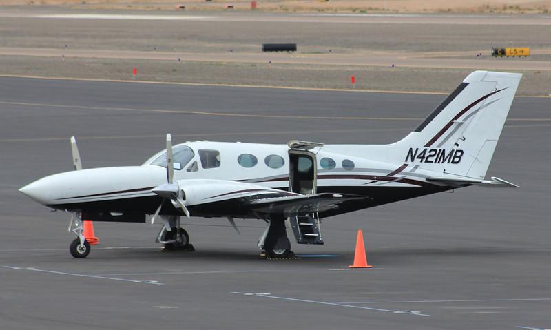 Cessna 421C #N421MB