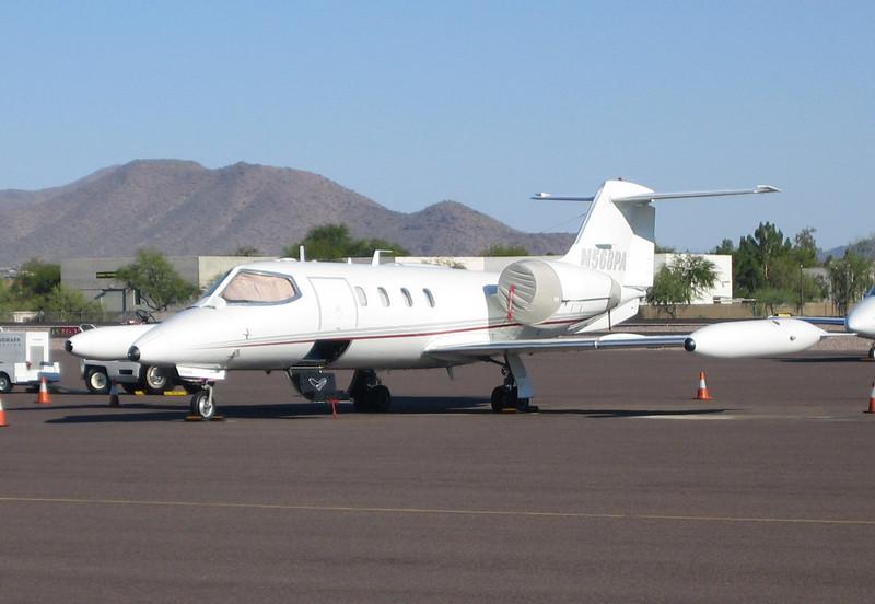 Leer Jet 1978  #N568PA