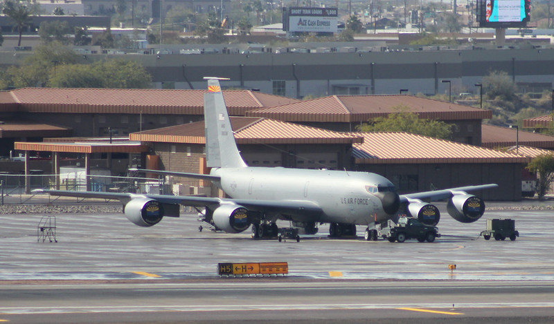 US Air Force KC-135 Stratotanker 161st Air Refueling Wing