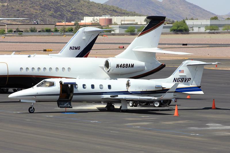 Learjet 31A #N68VP