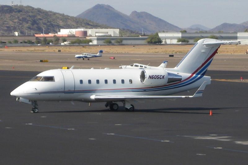 1992 Canadair CL-600-2B16 #N605CK
