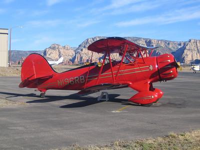 Classic Aircraft 1996 Waco #N196RB