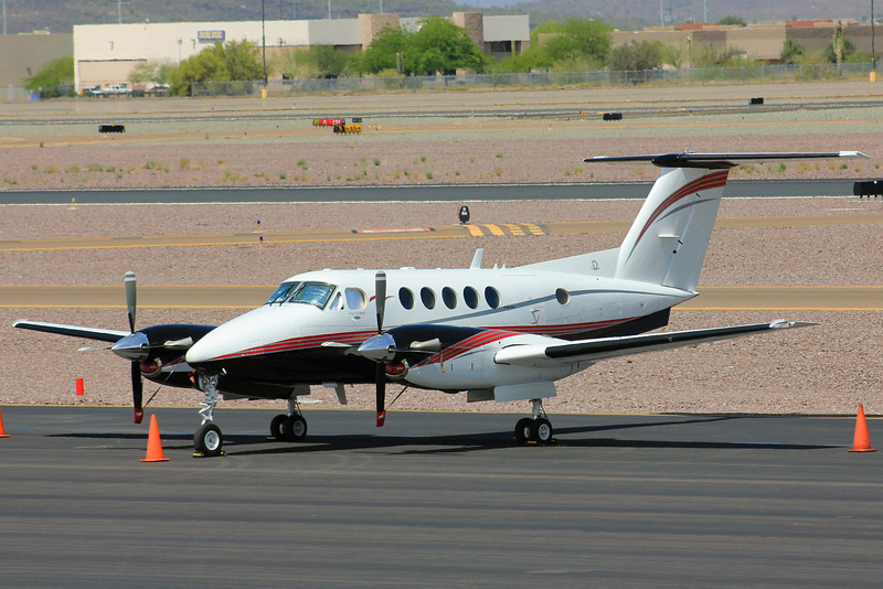 Beechcraft Kingair 8200
