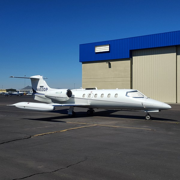 AirCare1 1981 Learjet 35A #N403NP