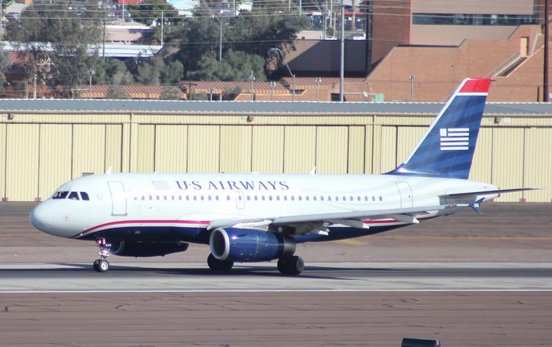 US Airways Airbus