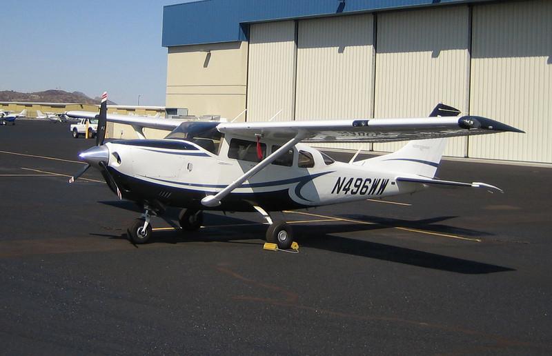 Cessna Prop T206H 2009 #N496WW