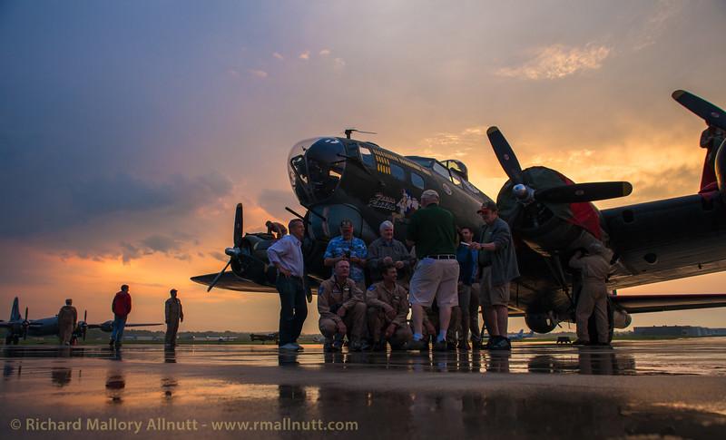 _MG_0518 - Richard Mallory Allnutt photo - Arsenal of Democracy Flyover - Preparations - Culpeper-Manassas, VA -May 06, 2015