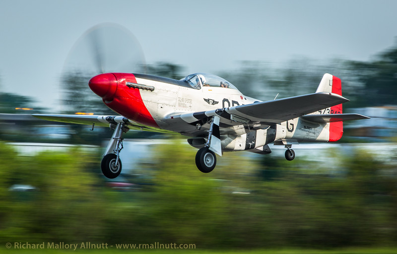 _C8A1140 - Richard Mallory Allnutt photo - Arsenal of Democracy Flyover - Preparations - Culpeper-Manassas, VA -May 06, 2015