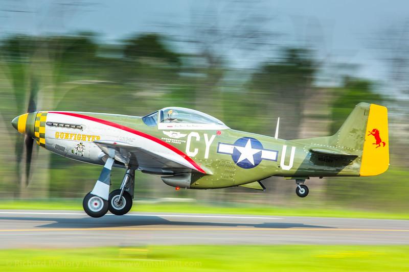 _C8A1132 - Richard Mallory Allnutt photo - Arsenal of Democracy Flyover - Preparations - Culpeper-Manassas, VA -May 06, 2015
