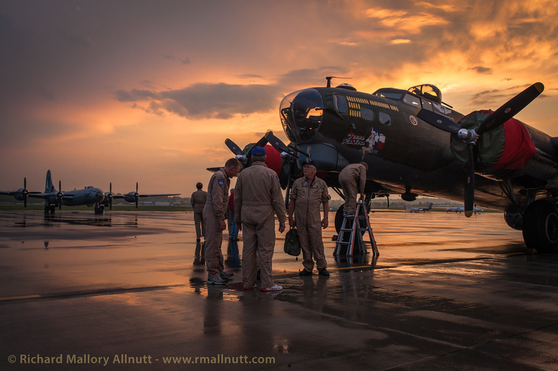 _MG_0613 - Richard Mallory Allnutt photo - Arsenal of Democracy Flyover - Preparations - Culpeper-Manassas, VA -May 06, 2015