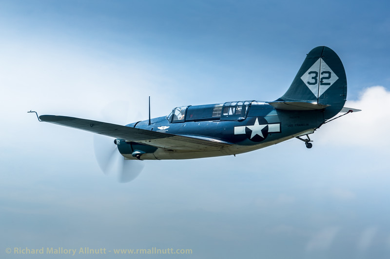 _C8A2485 - Richard Mallory Allnutt photo - Arsenal of Democracy Flyover - Preparations - Culpeper, VA -May 07, 2015