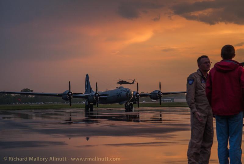 _MG_0588 - Richard Mallory Allnutt photo - Arsenal of Democracy Flyover - Preparations - Culpeper-Manassas, VA -May 06, 2015